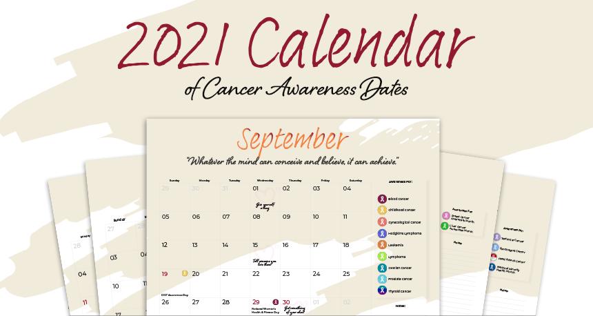 IHC 2021 Calendar Sign Up Image