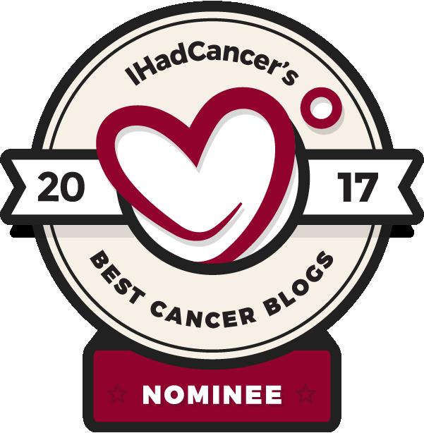 Best Cancer Blog of 2017