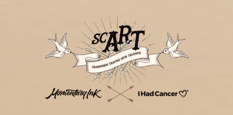 scART Temporary Tattoos for Cancer Scars - Shop Now!